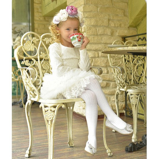 Rochita White Princess